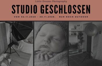Studio-geschlossen